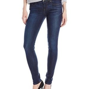 Level 99 Liza Mid Rise Skinny Jeans